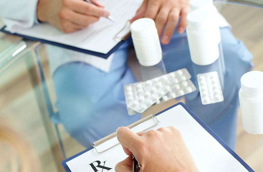 Medicación previa a la fecundación in vitro