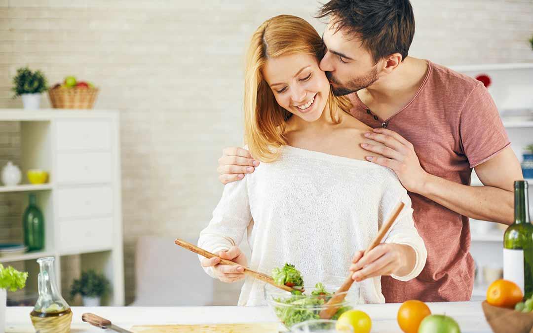 La importancia de los alimentos para quedar embarazada