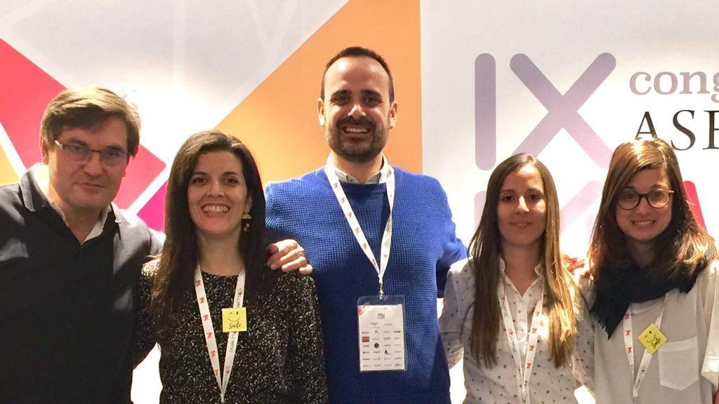 CREA expone novedades en Andrología y Embriología en el IX Congreso ASEBIR